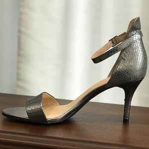 BP silver shoes size 9M